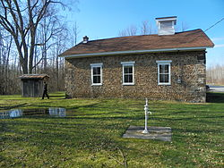 Wallington Cobblestone Schoolhouse District No. 8 212.JPG
