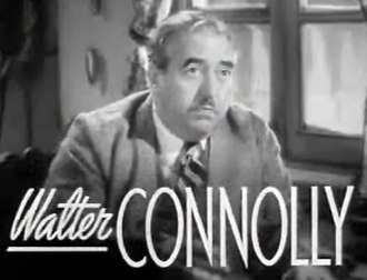 Walter Connolly - as Doctor Grauer in Bridal Suite (1939)