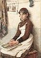 Walter Langley, 1884 - A daydream.jpg