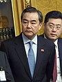 Wang Yi and Qin Gang 20130324.jpg