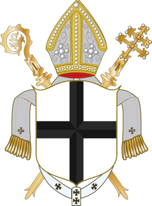 Roman Catholic Archdiocese of Cologne - Coat of Arms of the Archdiocese of Cologne