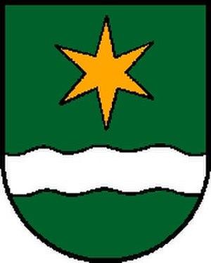 Vorderweißenbach - Image: Wappen at vorderweissenbach
