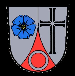 Flachslanden - Image: Wappen von Flachslanden