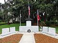 War memorials, Glynn County.JPG