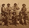 Warm Spring Indian Scouts in the fields.jpg