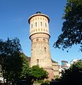 Wasserturm an der Gräfenauschule - panoramio.jpg