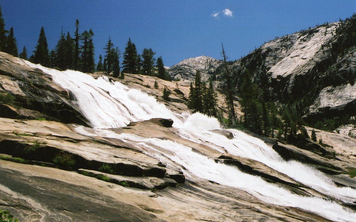 Waterwheel Falls - Wikipedia
