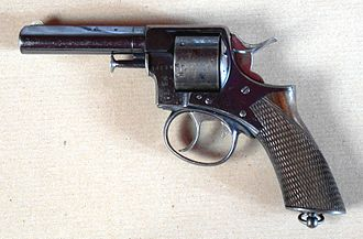 Royal Irish Constabulary - Webley Royal Irish Constabulary Revolver