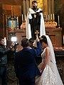 Wedding Ceremony in Khor Virap church (1).jpg