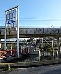 Wejście na stację Duivendrecht.JPG