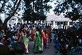 Welcome with traditional dance, Kheda district, Gujarat.jpg