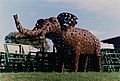Welded Elephant Sculpture in Sandy - 060 (8406159497).jpg