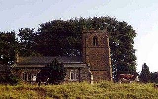 Welton Le Wold village in United Kingdom