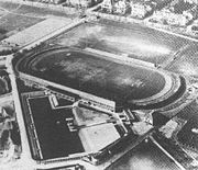 Weserstadion (ATBS-Kampfbahn) in Bremen 1928