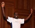 Wesley Korir of Kenya - LA Marathon Winner 2009.jpg