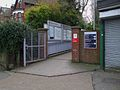 West Dulwich stn north entrance.JPG
