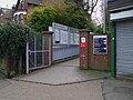 West Dulwich stn north entrance.JPG