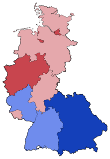 1972 West German federal election election