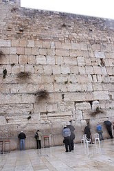 Western Wall in the rain 2010 9.jpg