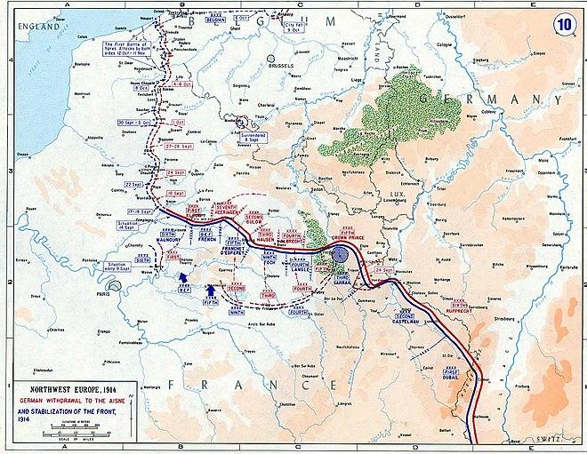 Carte Occupation Allemande Europe.Occupation Du Nord Est De La France Par L Allemagne Pendant