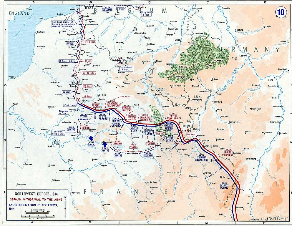 stalemate wwi western front summary One the most devastating events in twentieth century world history was world war i it lasted  western front,  into a stalemate with either side unable.