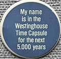 Westinghouse 5000 year pin.jpg