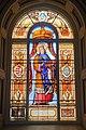 Wexford Friary Window Saint Louis IX King of France 2010 09 29.jpg