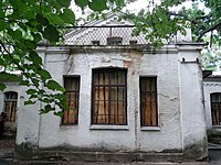 White dining house, Estate of graf Tolstoi, Onufriivka (2019-08-18) 06.jpg
