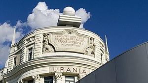 Urania, Vienna - Image: Wien 01 Urania 04
