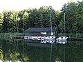 Wigry, przystań kajakowa nad jeziorem Wigry - panoramio (26).jpg