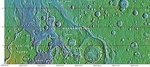 Chaos terrain - Image: Wikichaosmap