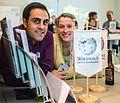 Wikidata Birthday Employees.jpg
