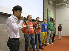 Wikimedia Foundation 2013 Tech Day 1 - Photo 16.jpg