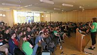 Wikimedia Hackathon 2017 IMG 4179 (33913527534).jpg