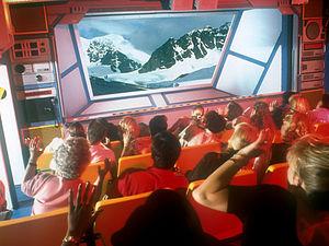 Wild Arctic - Wild Arctic Flight Simulator Motion Ride