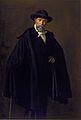 Wilhelm Marstrand, Maleren Constantin Hansen, 1862, KMS823, SMK.jpg