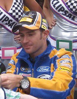 Will Davison Australian professional racing driver
