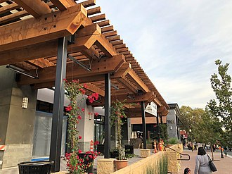 Morgan Hill, California - Fine dining restaurants in Downtown Morgan Hill.