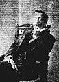 William H. Cornwell, seated, The Hawaiian Gazette.jpg