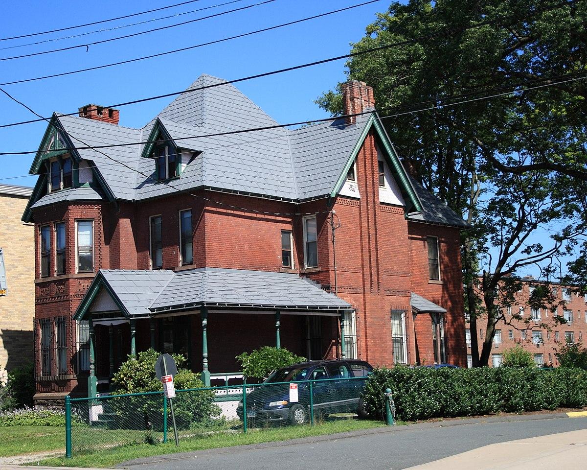 William l linke house wikipedia for The hartford house