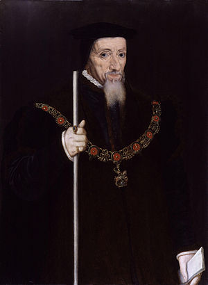 Lord President of the Council - Image: William Paulet, 1st Marquess of Winchester from NPG