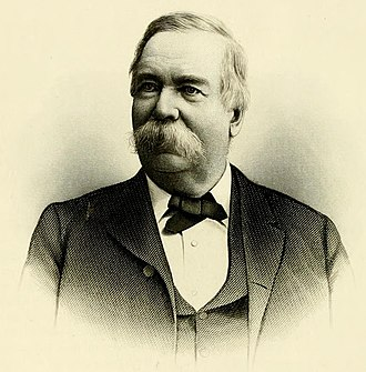 Wisconsin's 1st congressional district - Image: William Pitt Lynde (Wisconsin Congressman)