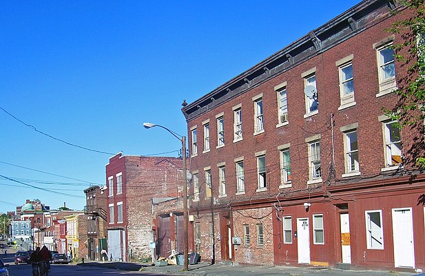 East End Historic District (Newburgh, New York)