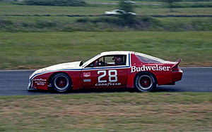 Willy T. Ribbs - Ribbs won the SCCA Trans-Am race at Portland International Raceway in 1983.