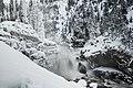 Winter at Firehole Falls (24232314466).jpg