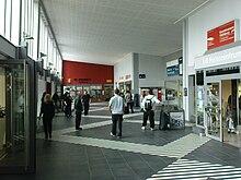 Wolfsburg Hauptbahnhof Wikipedia