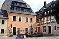 Wolkenstein (Erzgebirge), Häuser auf dem Schlossplatz.jpg