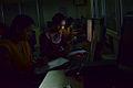 Women Wikipedians editing Konkani Wikipedia, Goa University, Goa1.jpg