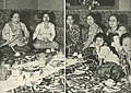 Women drinking tea at home of Dewi Sartika, Wanita di Indonesia pp48-49 (Stoomvaart mij Nederland).jpg