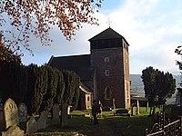 Wonastow Church, Near Monmouth - geograph.org.uk - 204583.jpg